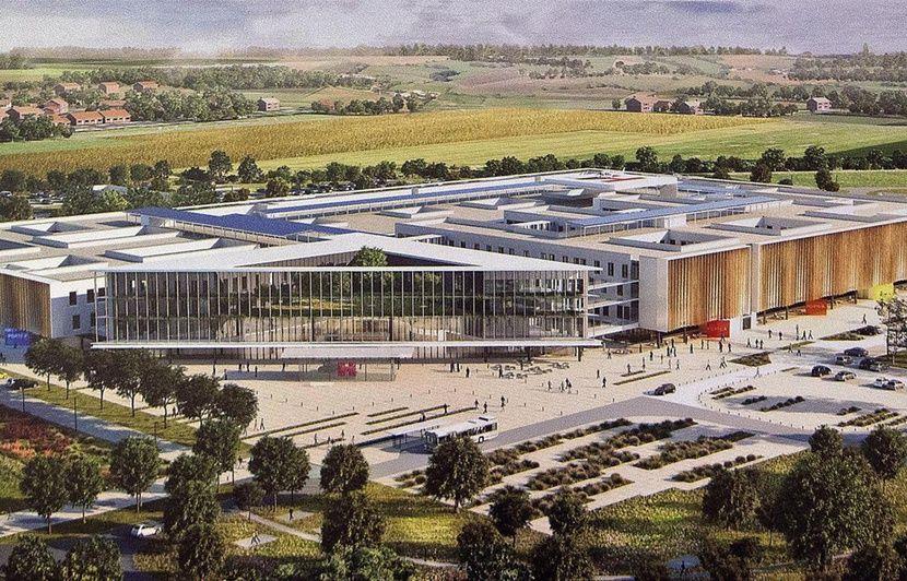 Lens : Le projet de nouvel hôpital validé après 8 ans de tergiversations
