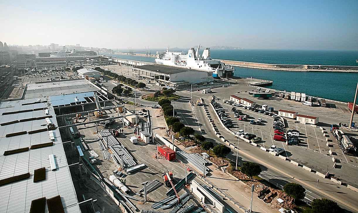 Marseille six navires de croisi re accueillis simultan ment dimanche - Port de croisiere marseille ...