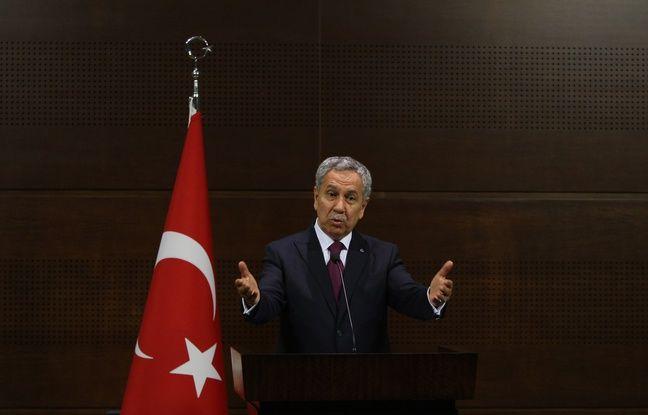 Bulent Arinç, le vice-Premier ministre turc, le 4 juin 2013, Ankara.