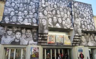 Marseille, le 26 septembre 2014, inauguration du nouveau cinema a la Belle de Mai, le Gyptis