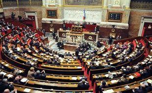 L'Assemblée nationale, le 19 janvier 2011.
