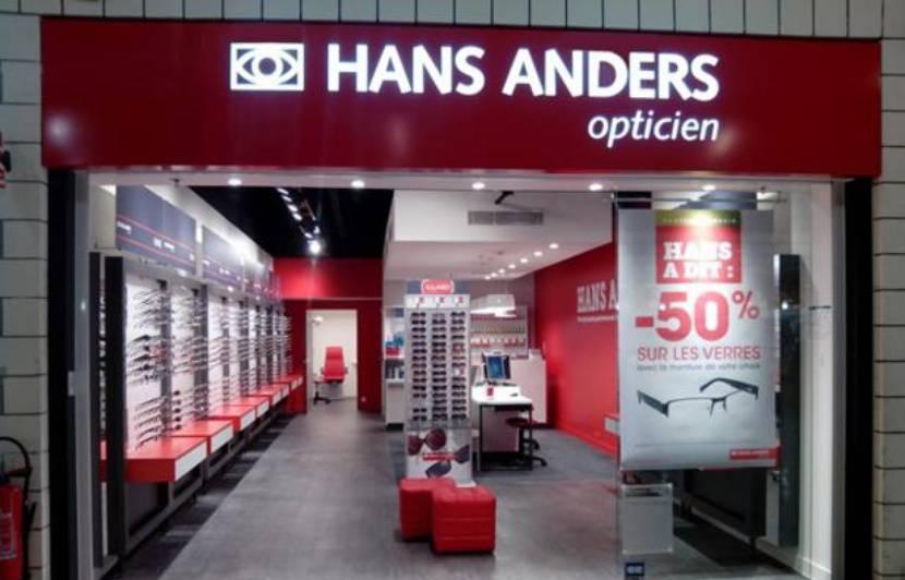 Lunettes de soleil | Hans Anders