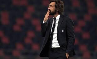 Andrea Pirlo ne sera resté qu'une saison sur le banc de la Juventus Turin.
