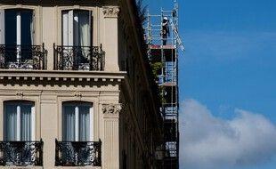 De travaux à Paris (image d'illustration).
