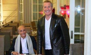 L'ex-argentier du football français, Jean-Claude Darmon, été placé en garde à vue brièvement mercredi puis relâché sans poursuites.