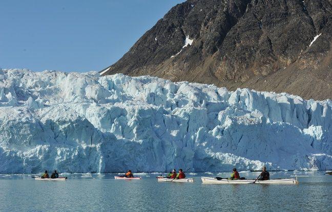 Les 11 amis ont partagé une sacrée aventure au plus proche de multiples glaciers.