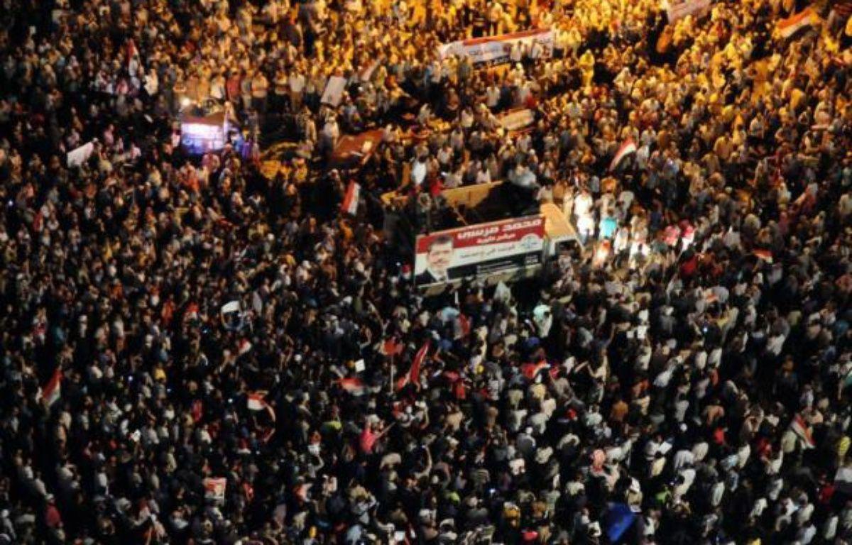 Le sort du Parlement égyptien était dans le flou juridique mercredi, l'épreuve de force opposant le président islamiste, les militaires et la justice entraînant une crise institutionnelle dix jours après l'investiture du premier chef d'Etat depuis la chute de Moubarak. –  afp.com