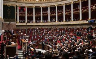 L'Assemblée nationale le 11 décembre 2018.