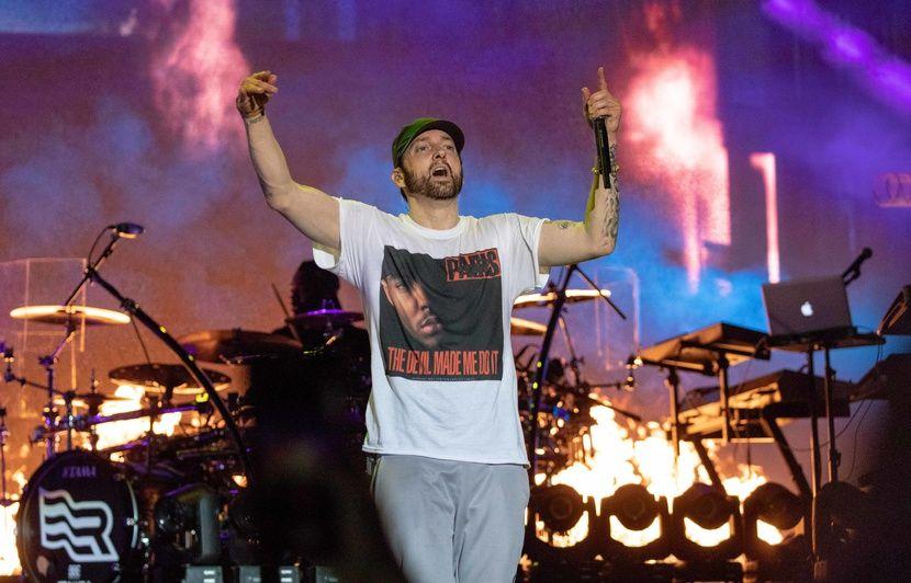 VIDEO. Eminem se sent plus Charles Manson qu'Iggy Azalea... Miley Cyrus invite Britney Spears à twerker...