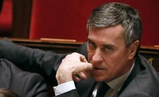 Jérôme Cahuzac à l'Assemblée nationale lors des questions au gouvernement le 19 mars 2013 à Paris