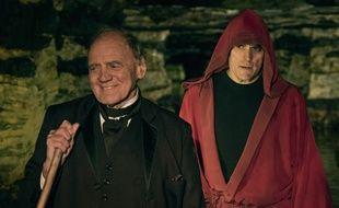 Bruno Ganz et Matt Dillon dans The House That Jack Built de Lars Von Trier