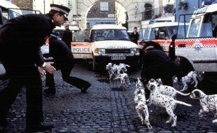 Image extraite du film «Les 101 Dalmatiens».