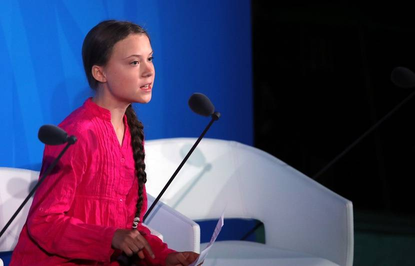 « Vous avez volé mon enfance », la phrase de Greta Thunberg sortie de son contexte