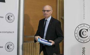 Didier Migaud, le premier président de la Cour des comptes.