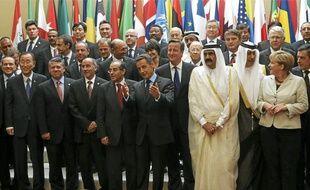 Une soixantaine de délégations, dont celles de la Chine et la Russie, étaient présentes hier à Paris.