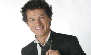 Guy Martin, chef étoilé des restaurants Grand Vefour et Sensing, en octobre 2006