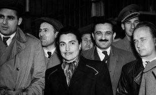 Jovanka Broz, la veuve du défunt dirigeant yougoslave Josip Broz Tito, dernier symbole de la Yougoslavie communiste qui s'est éteinte à l'âge de 88 ans, sera enterrée samedi à Belgrade aux côtés de son époux avec les honneurs de l'Etat.