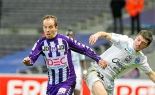 Le milieu Étienne Didot sait qu'il faudra faire mieux face à Bordeaux.