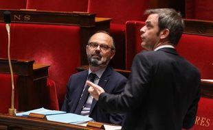 Le Premier ministre Edouard Philippe et Olivier Veran doivent s'exprimer ce dimanche à 17h30.