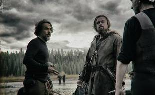 Alejandro González Iñárritu dirige Leonardo DiCaprio«The Revenant»