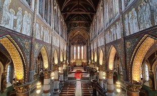L'église Saint-Joseph, à Roubaix.