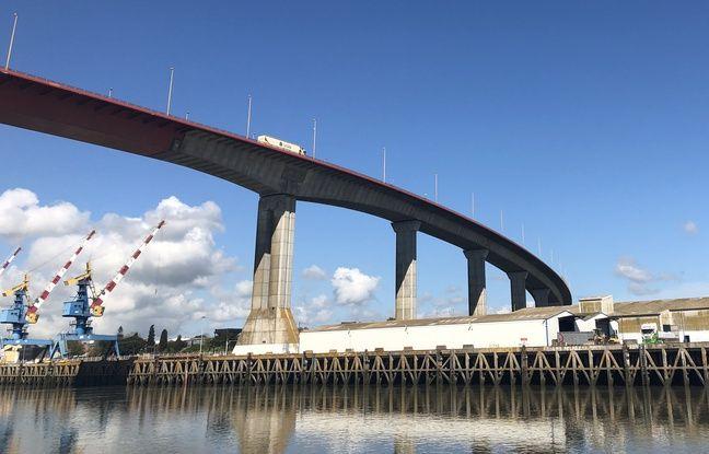 Nantes: Les travaux du pont de Cheviré reportés en raison des manifestations
