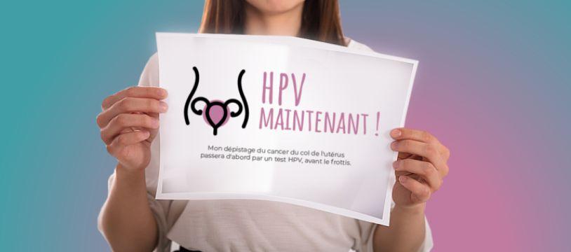L collectif HPV maintenant qui milite pour que le dépistage organisé du cancer du col de l'utérus privilégie le test HPV, plus fiable que le frottis.