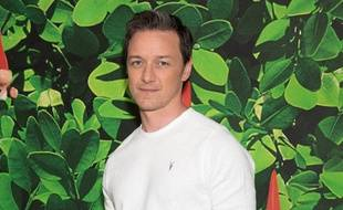 L'acteur James McAvoy