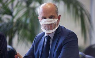 Jean-Michel Blanquer, le 28 août 2020 à Paris.