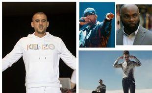 Fianso, Booba, Kaaris et PNL marqueront-ils l'année 2019?