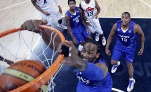 Après un gala raté face aux Etats-Unis, sanctionné d'une défaite de 27 points dimanche, les basketteurs français vont pouvoir commencer leur vraie compétition, celle qui doit les mener en quarts de finale du tournoi olympique de Londres dans dix jours.