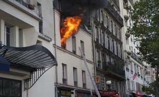 Les pompiers ont été appelés à 7h25