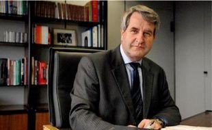 Philippe Richert, 57 ans, a été désigné ministre en charge des collectivités territoriales.