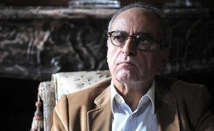 L'homme d'affaires franco-libanais Ziad Takieddine, le 18 octobre 2012 à Paris.