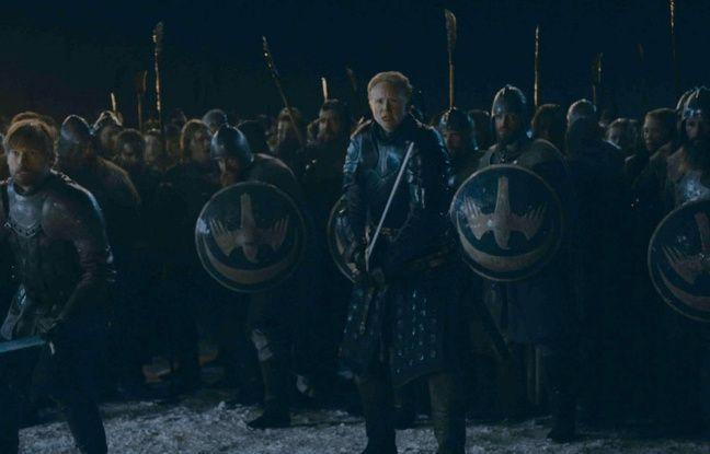 Jaime et Brienne.