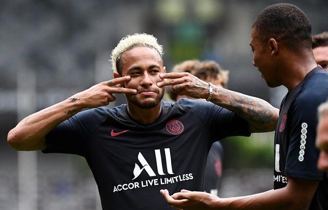 PSG: «Bien sûr, je veux qu'il reste chez nous »... Mbappé est formel, il ne veut pas entendre parler d'un départ de Ney