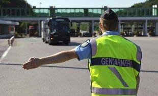 Gendarme (Illustration)