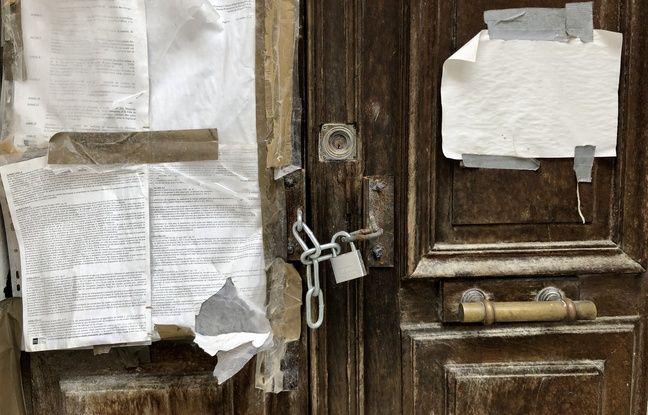 La hantise de nombreux Marseillais : se voir évacuer de leur logement à cause d'un arrêté de péril.