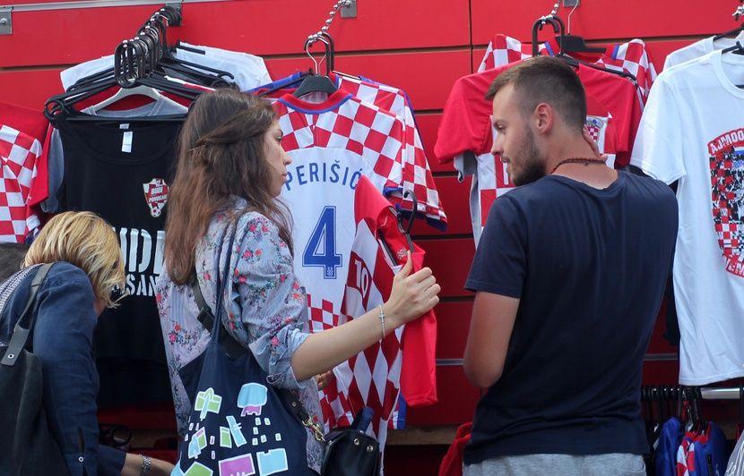 Maillot equipe de croatie Femme