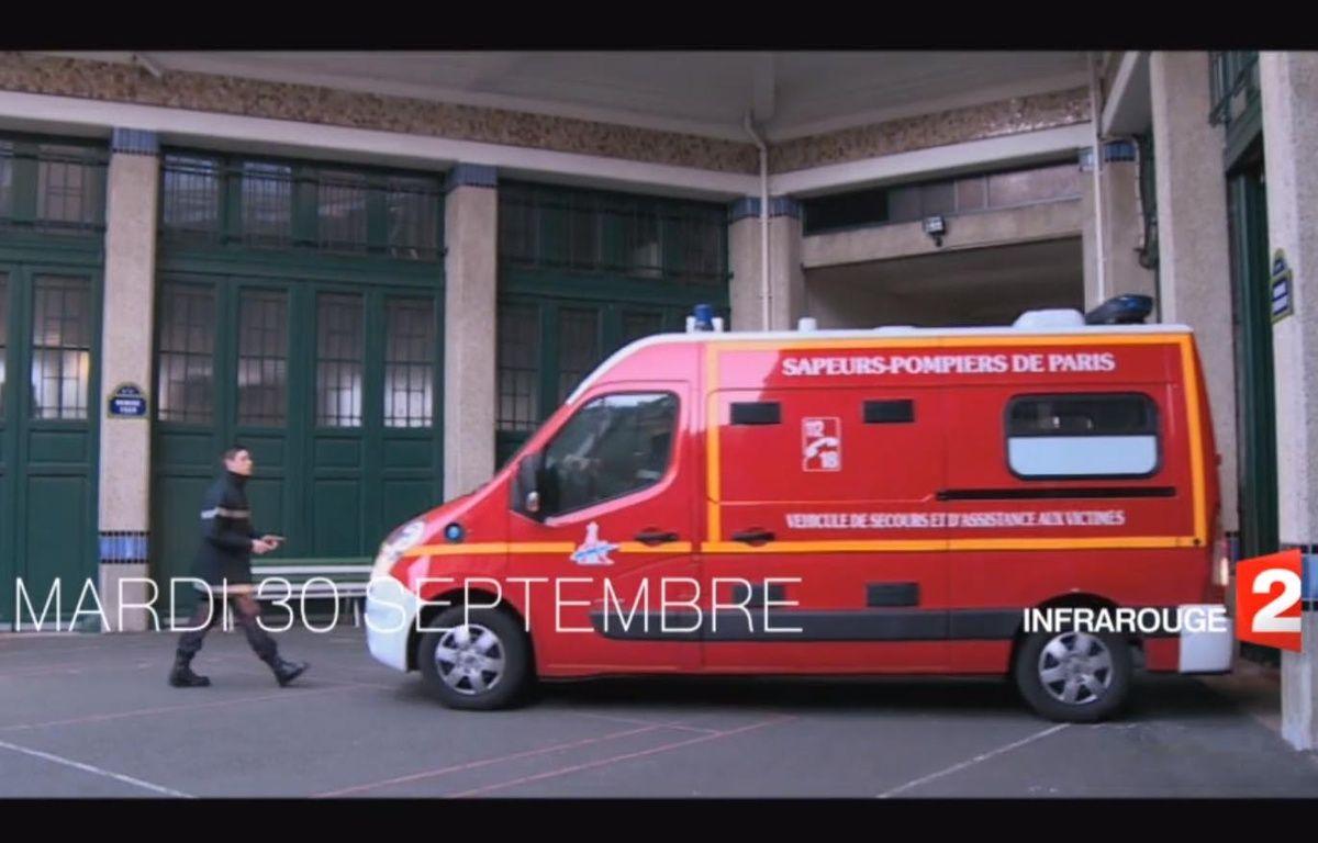 Le reportage de France 2 sur les Pompiers de Paris  – France 2