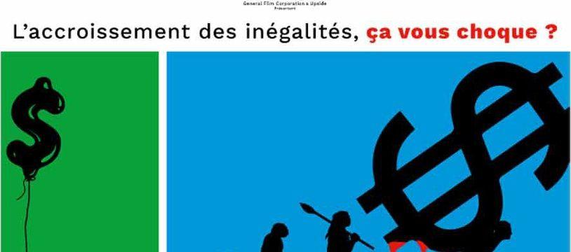 Affiche du film Le Capital au XXI<sup>e</sup> siècle