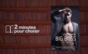 «Big Boss» par Léna Storme chez City Edition (400 p., 17,50€).