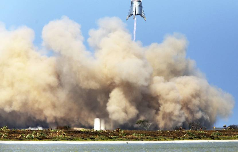 Texas : SpaceX veut faire déménager des habitants vivant trop près de sa base de lancement
