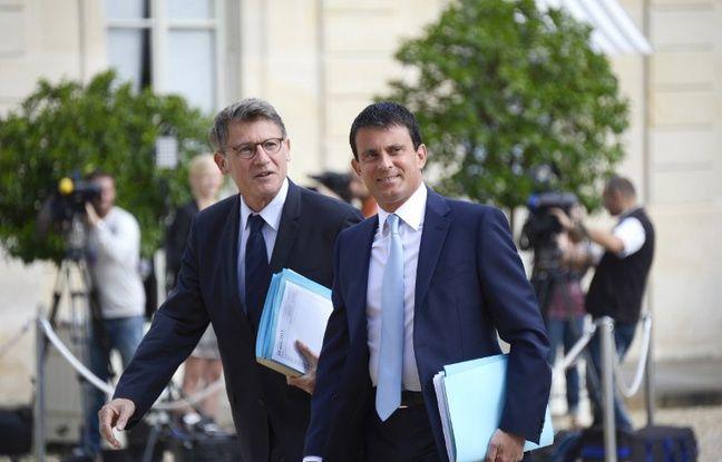 Primaire à gauche: Vincent Peillon et Manuel Valls présentent leur programme ce mardi (mais pas ensemble)