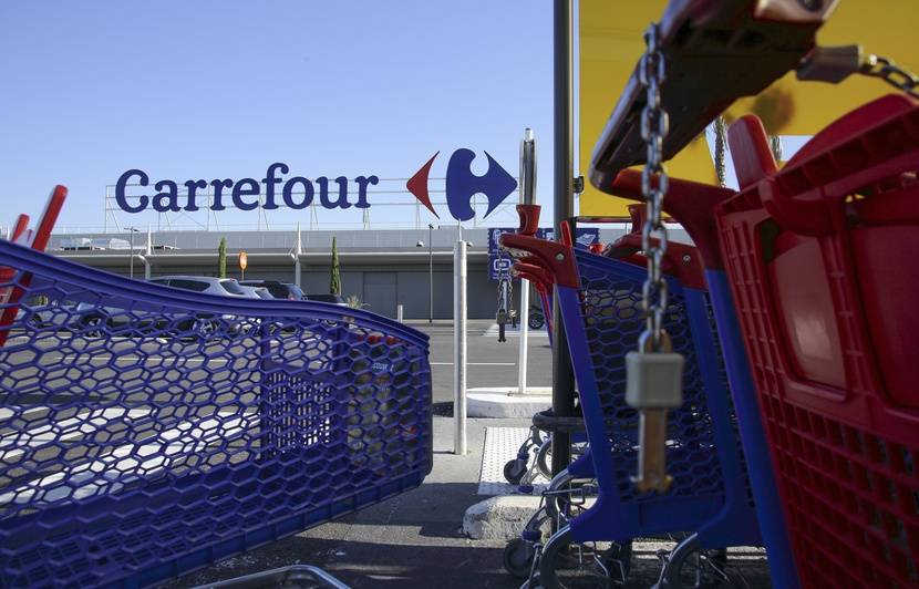 Carrefour: Pourquoi un supermarché a jeté des produits alimentaires