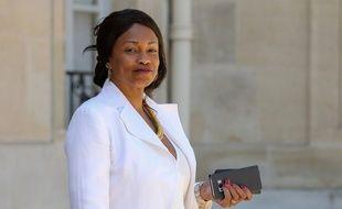 La ministre des Sports Laura Flessel, le 17 juin 2018 à Paris.