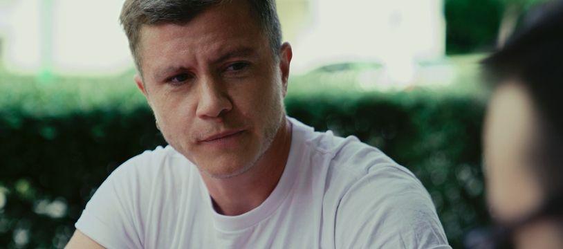 Le comédien et réalisateur Océan dans l'épisode 7 de la deuxième saison de sa web-série documentaire, Océan.