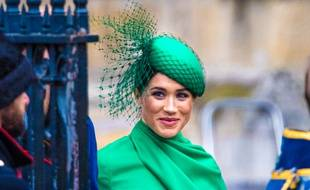 La duchesse de Sussex Meghan Markle