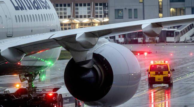 Lufthansa déploie l'effet peau de requin pour des avions moins polluants