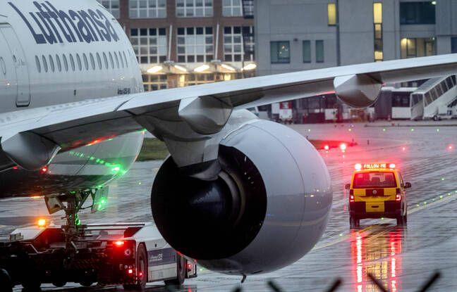 648x415 un avion de la lufthansa a francfort le 3 fevrier 2021